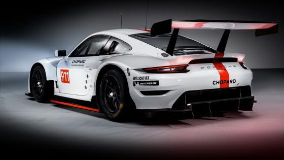 Porsche 911 RSR wallpaper