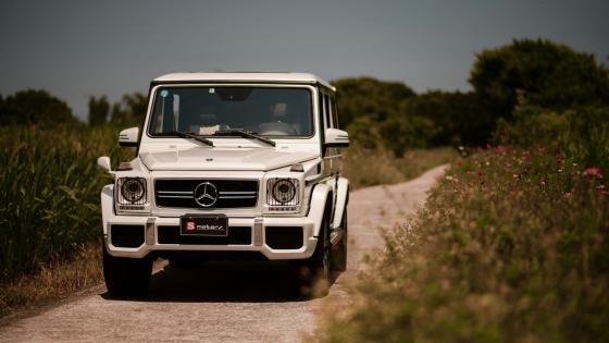 Mercedes Benz G93 wallpaper