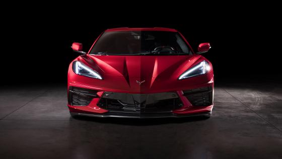 Chevrolet Corvette C8 wallpaper