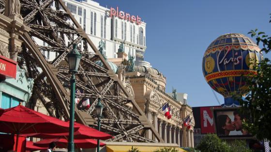 Paris Las Vegas wallpaper