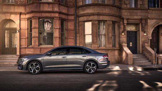 2019 Volkswagen Passat wallpaper