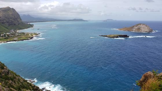 Makapuu Lighthouse View wallpaper