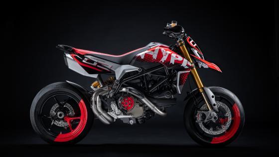 Ducati Hypermotard 950 concept wallpaper