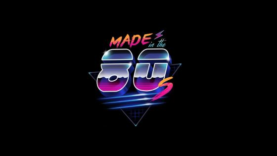Mades in the 80s wallpaper