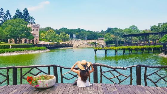 Xinshe Castle wallpaper