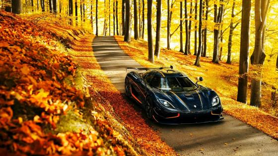 Koenigsegg One wallpaper