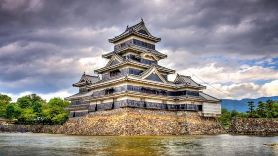 Matsumoto Castle, Japan wallpaper
