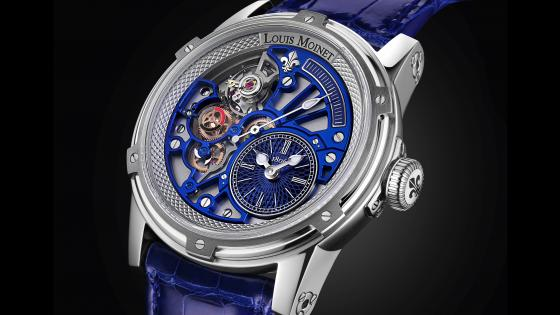 Louis Moinet Watches Complication wallpaper
