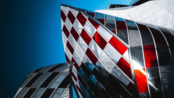 Louis Vuitton Foundation, Paris wallpaper