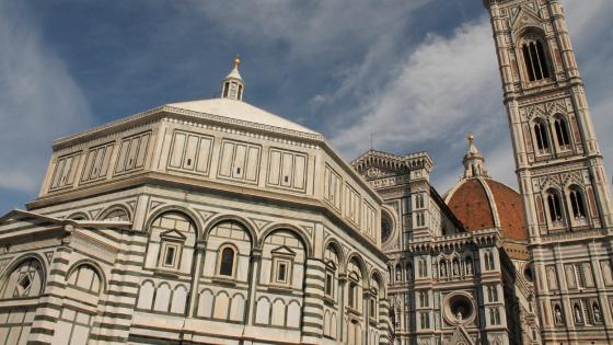 Florence Cathedral wallpaper