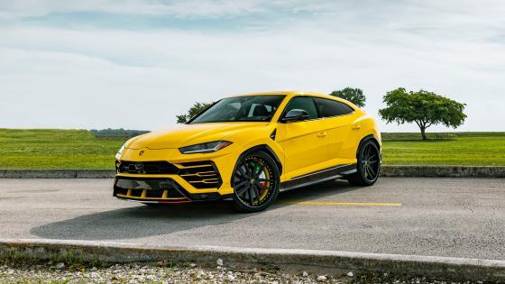 2019 Lamborghini Urus wallpaper