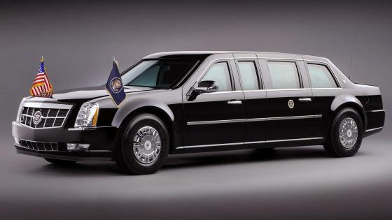 Presidential Cadillac wallpaper