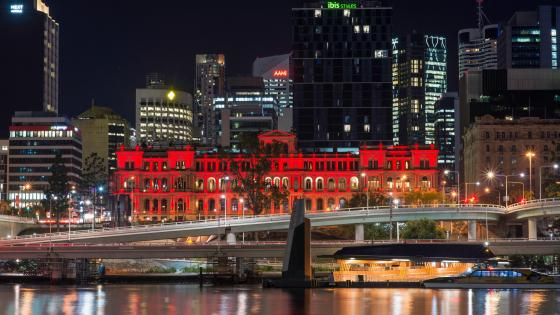 Treasury Casino and Hotel Brisbane wallpaper