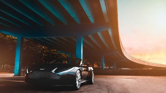 Aston Martin Black wallpaper