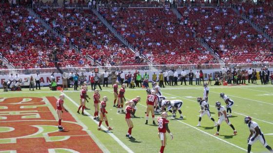Denver Broncos vs. San Francisco 49ers Preseason Game wallpaper