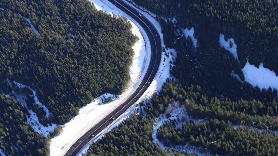 Highway 26 wallpaper