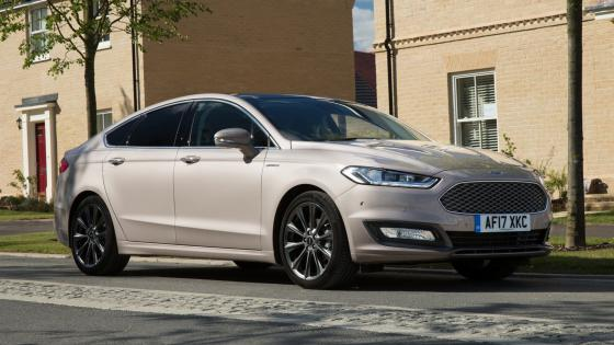 Ford Mondeo Hybrid wallpaper
