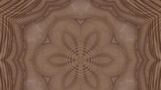 wood flower wallpaper