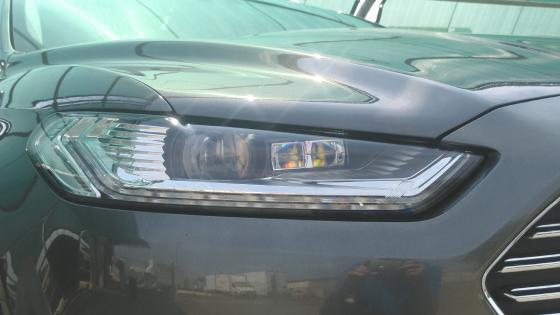 Ford Mondeo FULL LED Headlamp wallpaper