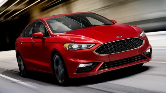 Ford Fusion/Mondeo wallpaper