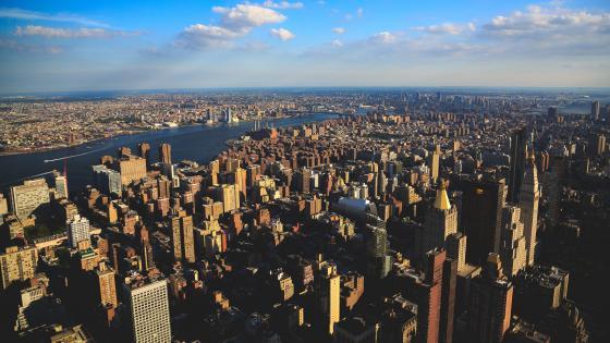 NYC Cityscape wallpaper