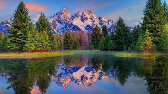 Grand Teton National Park Wyoming wallpaper