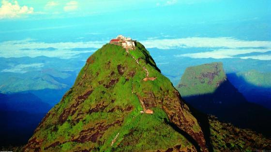 Adams Peak wallpaper