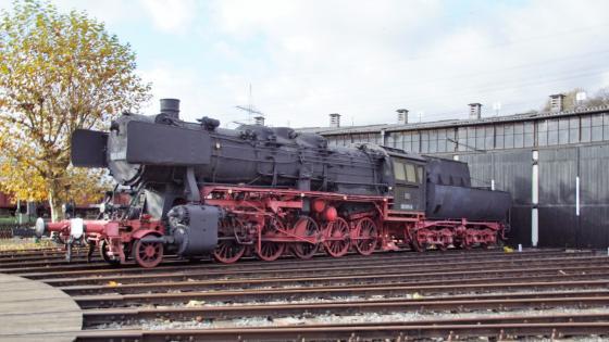 Eisenbahnmuseum Bochum Dahlhausen wallpaper