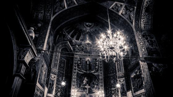 Church wallpaper