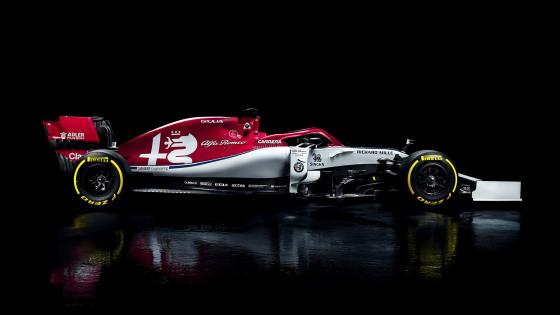 Alfa Romeo F1 wallpaper