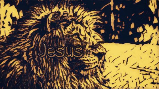 leão da tribo de Judá wallpaper