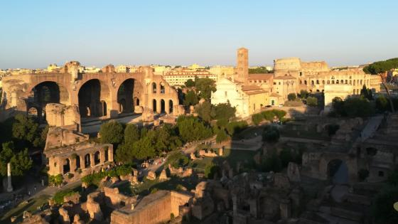 Foro Romano wallpaper