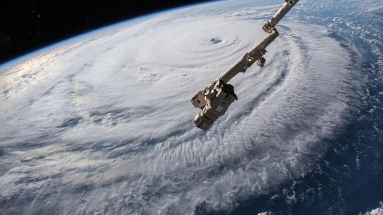 Hurricane Florence wallpaper