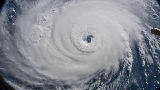 Hurricane Florence wallpaper