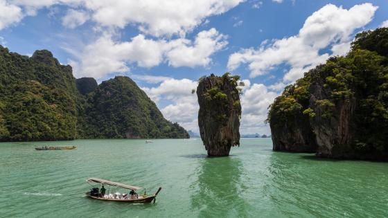 Khao Phing Kan wallpaper