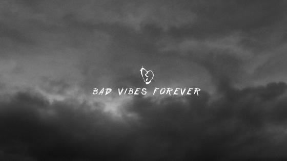 Bad Vibes Forever xxxtentaction wallpaper