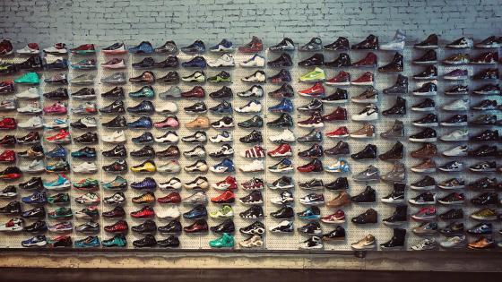 球鞋世界 wallpaper