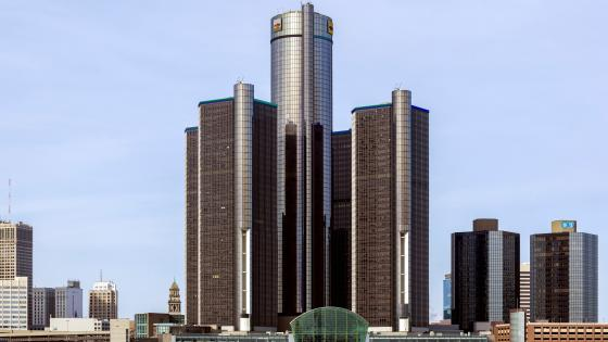 Renaissance Center wallpaper