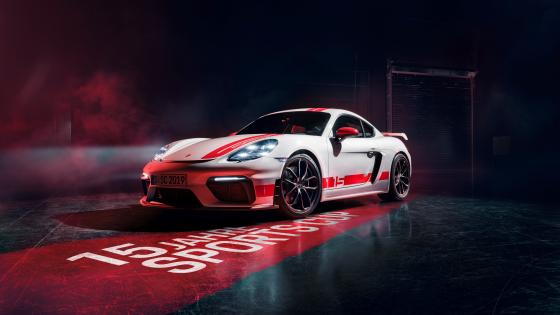 Porsche 718 Cayman wallpaper