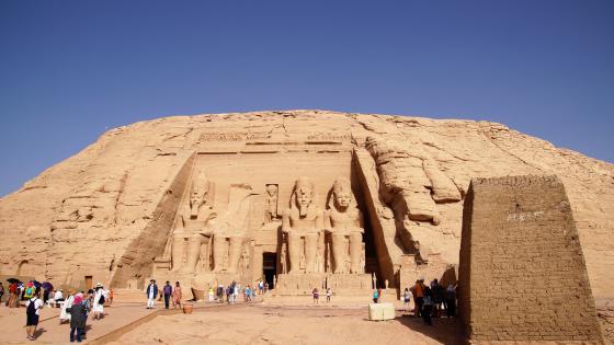 Abu Simbel wallpaper