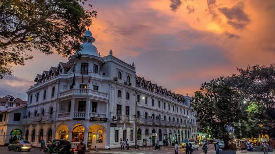 Queens Hotel - Kandy wallpaper