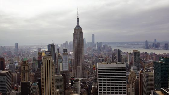 Empire State Bilding wallpaper