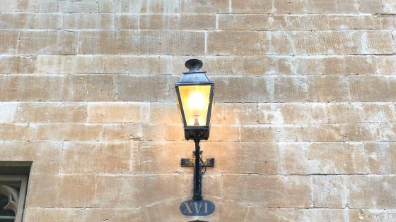 The Light In Oxford University wallpaper