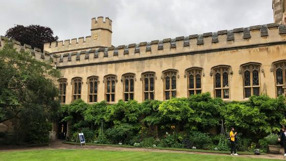 Oxford University wallpaper