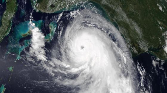 Hurricane Humberto on September 16, 2019 wallpaper