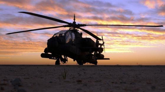 AH-64 Apache  wallpaper