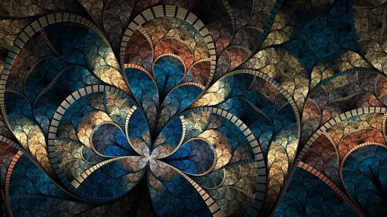 fractale wallpaper