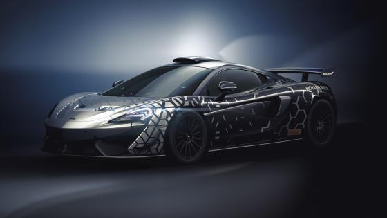 McLaren 620R wallpaper
