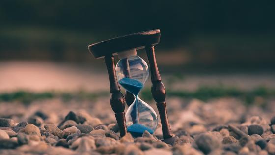 Hourglass Stones wallpaper