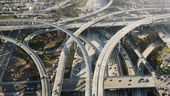 Judge Harry Pregerson Interchange wallpaper